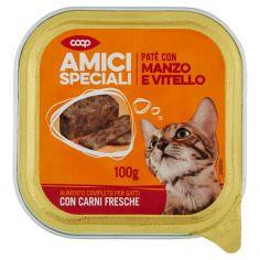 Coop-Patè con Manzo e Vitello 100 g