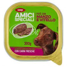 Coop-Patè con Manzo e Vitello 300 g