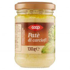Coop-Patè di carciofi 130 g