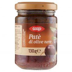 Coop-Patè di olive nere 130 g