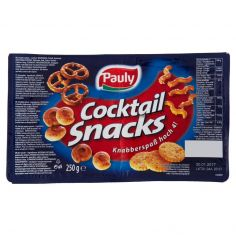 PAULY-Pauly Cocktail Snacks 250 g