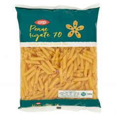 Coop-Penne rigate 70 1000 g