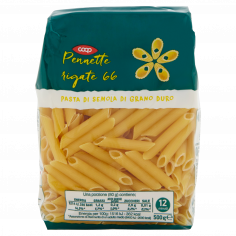 Coop-Pennette rigate 66 500 g