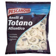 PESCANOVA-Pescanova Anelli di Totano Atlantico surgelati 500 g