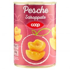 Coop-Pesche Sciroppate 410 g