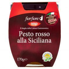 Coop-Pesto rosso alla Siciliana 170 g