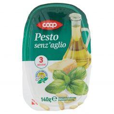 Coop-Pesto senz'aglio 140 g