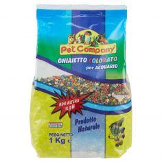 PET COMPANY-Pet Company Ghiaietto Colorato per Acquario 1 kg