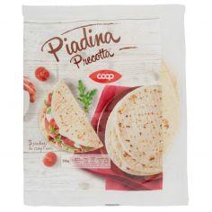 Coop-Piadina Precotta 3 x 130 g
