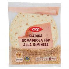 Coop-Piadina Romagnola IGP alla Riminese 5 x 100 g