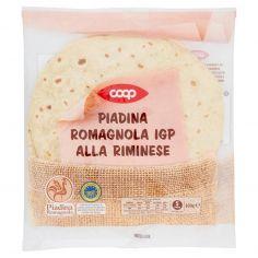 Coop-Piadina Romagnola IGP alla Riminese 5 x 120 g