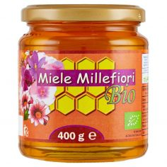 PIANAMIELE-Pianamiele Miele Millefiori Bio 400 g