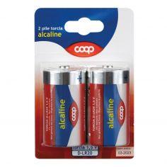 Coop-Pile torcia alcaline