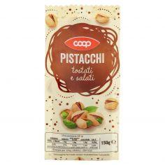 Coop-Pistacchi tostati e salati 150 g