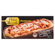 PIZZA ALLA PALA.-Pizza alla pala Margherita 220 g
