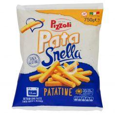 PATASNELLA-Pizzoli PataSnella Patatine 750 g