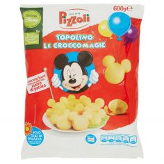 PIZZOLI-Pizzoli Topolino le Croccomagie 600 g