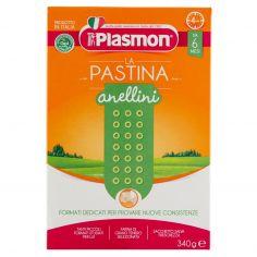 PLASMON-Plasmon la Pastina anellini 340 g