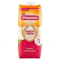 PLASMON-Plasmon nutrimune 1 Latte per Lattanti 500 ml