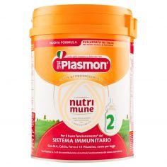 PLASMON-Plasmon nutrimune 2 Latte di Proseguimento 750 g