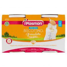 PLASMON-Plasmon Primi Mesi Biscottino Granulato senza glutine 3 x 374 g