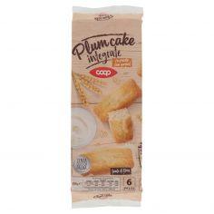Coop-Plum cake integrale 6 x 33 g