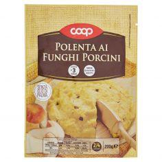 Coop-Polenta ai Funghi Porcini 200 g