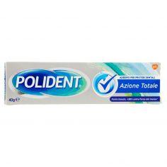 POLIDENT-Polident Azione Totale Adesivo per Protesi Dentali 40 g