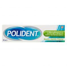 POLIDENT-Polident Ultrafresco Adesivo per Protesi Dentali 40 g