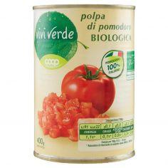 Coop-polpa di pomodoro Biologica 400 g