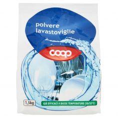 Coop-polvere lavastoviglie 1,5 kg