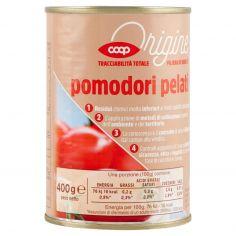 Coop-Pomodori pelati 400g