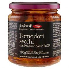 Coop-Pomodori secchi con Pecorino Sardo DOP 280 g