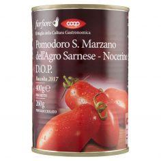 Coop-Pomodoro S. Marzano dell'Agro Sarnese - Nocerino D.O.P. 400 g