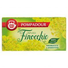 POMPADOUR-Pompadour Infuso Finocchio 20 x 2 g