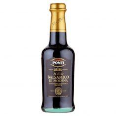 PONTI-Ponti Aceto Balsamico di Modena Acetaia Vignola Sigillo Ligneo 250 ml