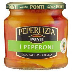 PEPERLIZIA-Ponti Peperlizia I Peperoni 350 g