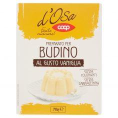 Coop-Preparato per Budino al Gusto Vaniglia 70 g