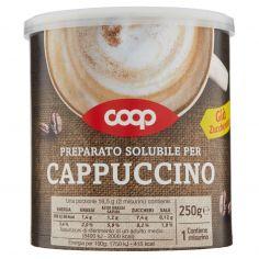 Coop-Preparato Solubile per Cappuccino 250 g