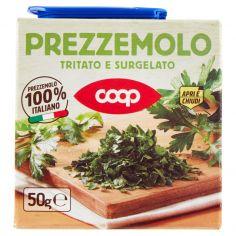 Coop-Prezzemolo Tritato e Surgelato 50 g