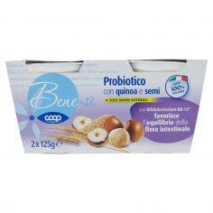 Coop-Probiotico con quinoa e semi 2 x 125 g