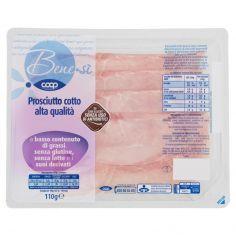 Coop-Prosciutto cotto alta qualità 110 g