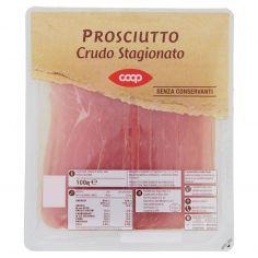 Coop-Prosciutto Crudo Stagionato 100 g