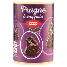 Coop-Prugne Sciroppate 425 g