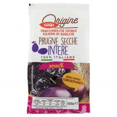 Coop-Prugne Secche Intere 100% Italiane 500 g