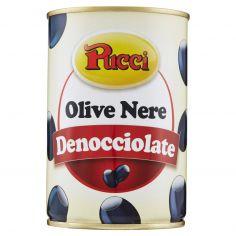 PUCCI-Pucci Olive Nere Denocciolate 400 g
