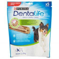 DENTALIFE-PURINA DENTALIFE Cane Snack per l'igiene orale Taglia Medium busta 5 stick 115g