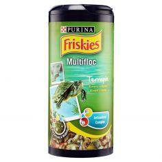 BOB MARTIN-PURINA FRISKIES Alimento Completo per tartarughe d'acqua Multifloc Fiocchi 25 g