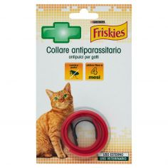BOB MARTIN-PURINA FRISKIES Collare antiparassitario antipulci per gatti 14 g