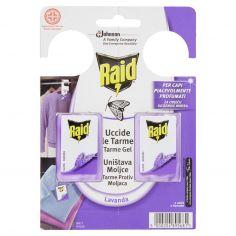 RAID-Raid Tarme Gel Lavanda 2 x 3 g